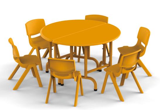 幼儿园桌椅转让_YCY - 009_幼儿课桌椅-育才控股集团有限公司